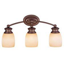 Medford 3 Light Vanity Light