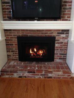 Heat N Glo Gas Insert. Fireplace ...  Fireplace Heater Insert