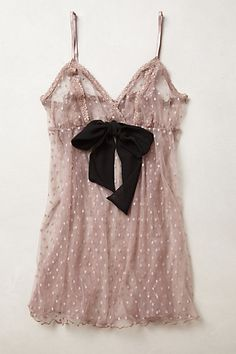 Anthropologie dusky rose lace slip #lingerie