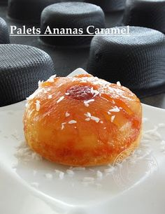 100%Gourmande . : Palet caramel ananas
