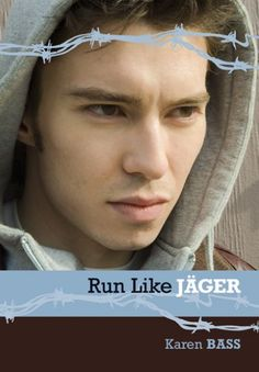 Run Like Jager by Karen Bass.  Canadian exchange student Kurt Schreiber spends a year in Germany, learning more than he bargained for about his grandfather's life in Hitler's army.