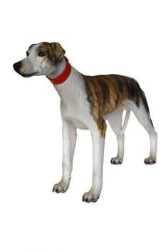 """Size: 37 x 9 x 26 H""""Weight: 12 lbsShipping Free via UPS Ground. 3 - 7 days)All items go through an inspection process to ensure each product has met LM Treasures quality guidelines and is packaged to arrive safely.This replica is new, b. Resin Garden Statues, Life Size Statues, Fiberglass Resin, Whippet Dog, Resin Material, Making Out, Cute Puppies, Hand Painted, Philippines"""