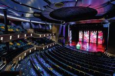 Hereinspaziert: Das Theater auf der Mein Schiff 3