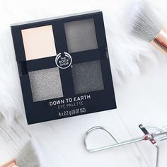 DOWN TO EARTH EYE PALETTE GIVEAWAY