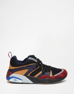 Image 2 - Puma - Blaze of Glory Street - Baskets
