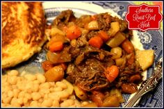 Sweet Tea and Cornbread: Southern Roast Beef Hash!