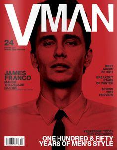 VMan | men's fashion magazine
