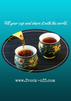 Fill your cup!