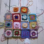 :: How To Crochet A Granny Square