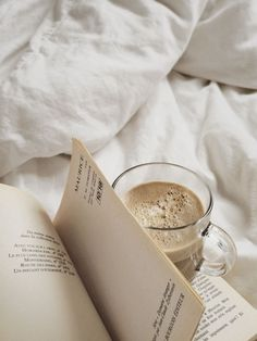 coffee and books studious minds currently reading the french translation of. Cream Aesthetic, Aesthetic Coffee, Brown Aesthetic, Wallpaper Pastel, Coffee And Books, Coffee Pics, Coffee In Bed, Coffee Coffee, Coffee Break