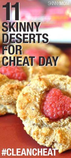 When cheat day rolls around, we've got 11 great ways to celebrate.