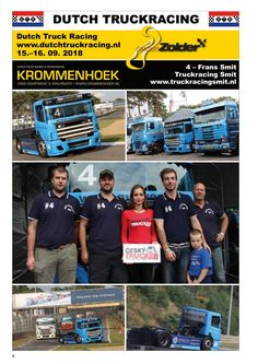 World Truck Racing Promotion - online magazine ( Social Networks, Social Media Marketing, Digital Marketing, Used Equipment, Sale Promotion, The Ordinary, Dutch, Racing, Trucks