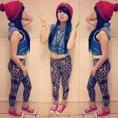 I need this outfit Beanie Outfit, Pretty Girl Swag, Dope