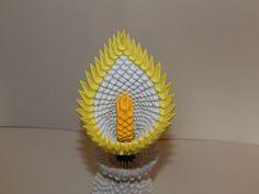 3D Origami Calla Flower model1  tutorial:  https://youtu.be/iBVqqRHYLdw Model created by Campean Petru Razvan