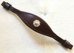 Nasenstück für Hackamore, Grösse Kaltblut (36 cm)