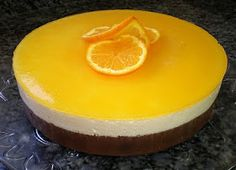 Flor de Cayena: TARTA DE CHOCOLATE Y NARANJA Candy Recipes, Sweet Recipes, Dessert Recipes, Gourmet Desserts, Delicious Desserts, Jello Desserts, My Favorite Food, Favorite Recipes, Cheesecake