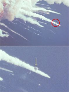 Challenger cockpit tumbling after explosion Space Shuttle Challenger, Space Disasters, Nasa Space Program, Space Pics, Astronomy Science, Spaceship Design, Space Rocket, Entj, Astronomy
