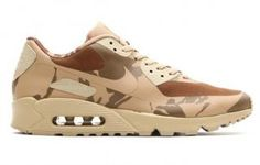 Nike Air Max 90 SP 'UK' (@nikesportswear @atmos_tokyo)- http://getmybuzzup.com/wp-content/uploads/2013/10/206661-thumb.jpg- http://getmybuzzup.com/nike-air-max-90-sp-uk-nikesportswear-atmos_tokyo/-  Nike Sportswear has been releasing several 'Camo' themed Air Max's. Today we preview this United Kingdom themed release in this Nike Air Max 90 SP 'UK'. The Air Max 90 silhouette gets decked out in a brown military camo. The insole features the United