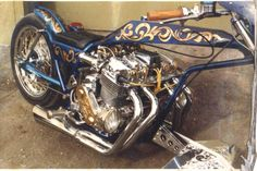 Custom and vintage motorcycle related images and information. Mostly related to chopper bobber custom digger classic vintage and old bikes. Chopper Motorcycle, Bobber Chopper, Honda Motorcycles, Custom Motorcycles, Vintage Bikes, Retro Vintage, Cb750 Bobber, Cafe Racer Honda, Cafe Racers