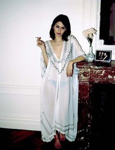 Sophia Coppola in Vena Cava  I want to be this chilled..