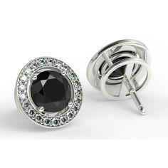 Les boucles d'oreilles Diamants Noirs NASTIA sont un grand classique de la Joaillerie Française. Les Diamants Noirs sont montés sur des griffes légères et sécurisées leur permettant de briller de tout leur éclat. Notre mode de fabrication dans le plus pur respect de la tradition permet d'avoir le bijou bien collé à l'oreille de manière à ce qu'il ne tombe pas. Le système de fermoir ALPA (fabriqué et disponible uniquement en France) de haute technicité garanti une sécurité d'utilisation… Respect, Wedding Rings, France, Engagement Rings, Jewelry, Budget, Everything, Black Diamonds, Pallet Lounge
