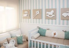 Baby Boy Room Decor, Baby Boy Rooms, Baby Bedroom, Baby Boy Nurseries, Nursery Room, Girls Bedroom, Nursery Decor, Project Nursery, Home And Deco