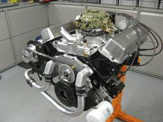 Holden Hurricane V8 engine