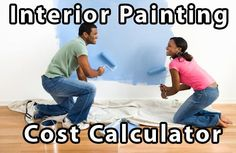 Interior Painting Cost Calculator
