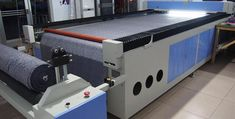 Fabric CNC laser cutting machine for <font><b>Acrylic</b></font>, Leather, MDF, Paper, plast