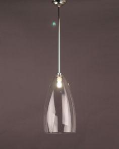 Upton Contemporary Pendant Light   Extra Large