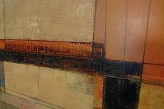 detail views - KAREN JACOBS  contemporary and abstract paintings