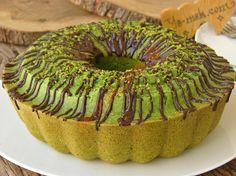 Ispanaklı Kek Resmi