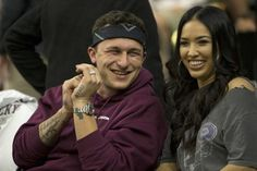 Johnny Manziel Gives Advice About Bipolar Disorder, Depression in TMZ Exclusive