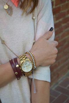 That watch :D