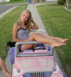 Pure Teen Feet