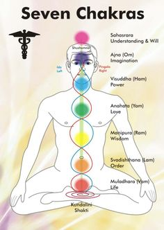 chanting these sounds can be very beneficial. start at the root and work your way up.  see the color as you do it and feel the resonance.  feel free to spend months on each. ~PJR