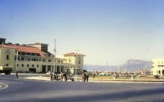Muizenberg Pavilion, Cape Town, South Africa, photograph by Etienne du Plessis. Cape Town South Africa, My Land, Places Of Interest, Holiday Destinations, Old Pictures, Paris Skyline, Places To Visit, Mansions, Country