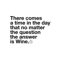 And we're pretty much there.  #winespo