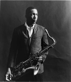 Cool...John Coltrane. That is one fine man!
