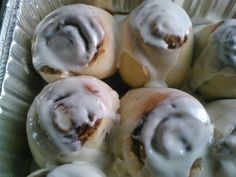 Escape Club, cinnamon rolls, baking, cake and pastries, Lisa Smith, culinary couture blog