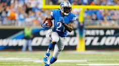 Reggie Bush ran for 112 yards in just the first half (139 total), Detroit Lions win over Chicago 40-32 Sept. 29, 2013 #DetroitLions
