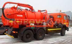 Откачка септиков и канализации, очистка выгребных ям и колодцев в СПб