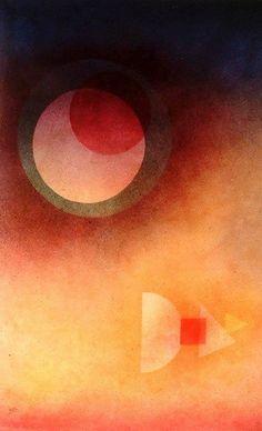 Wassily Kandinsky, Luna Evasion on ArtStack #wassily-kandinsky-vasilii-vasil-ievich-kandinskii #art