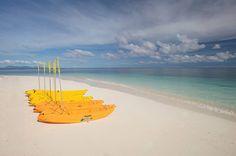 Viwa Island Resort beach