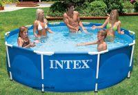 Frame Pool Rondo 366x76 cm Intex Aufstellbecken