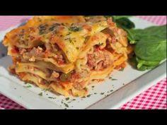 Easy Picante Lasagna Recipe | Divas Can Cook