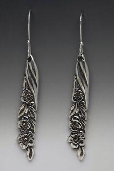 Sarah Silver Spoon Jewelry Earrings