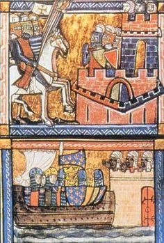 2ème croisade de Louis VII