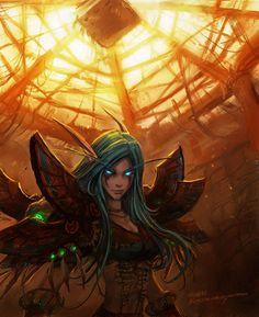 #warcraft #elfe #elf