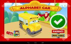 Alphabet Car - screenshot
